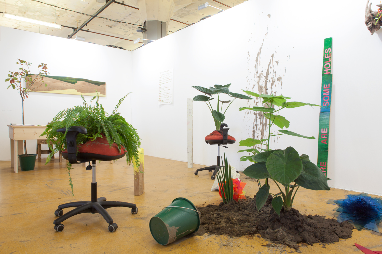 Art Rotterdam 2016: Charlie Hamish Jeffery, The Office of Imaginary Landscape